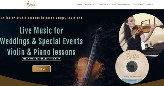 Bella Musica-portfolio